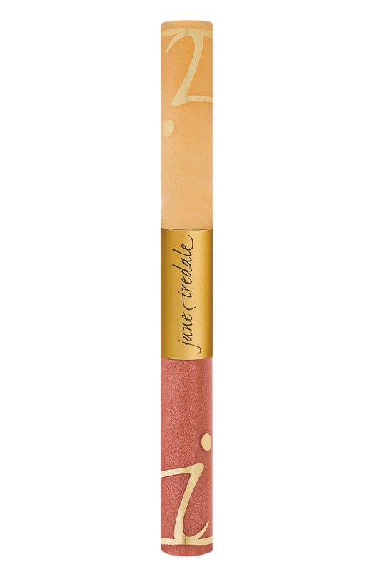 Блеск для губ с фиксатором Mania Lip Fixation jane iredaleБлески для губ<br><br><br>Объем мл: 0<br>Пол: Женский<br>Возраст: Взрослый<br>Цвет: Бесцветный