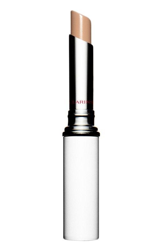 Маскирующий карандаш-консилер Concealer Stick 03 ClarinsКорректоры / Консилеры<br><br><br>Объем мл: 0<br>Пол: Женский<br>Возраст: Взрослый<br>Цвет: Бесцветный