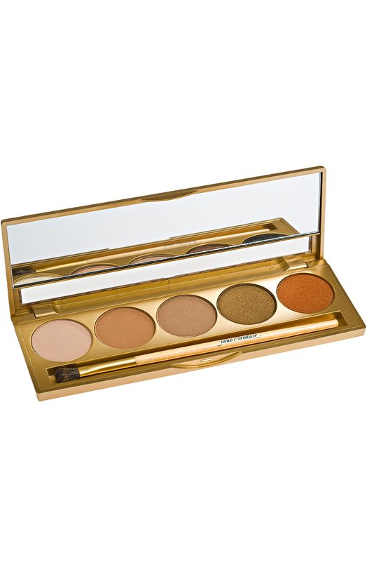 Набор тени для век Perfectly Nude Eye Shadow Kit jane iredaleТени для век<br><br><br>Объем мл: 0<br>Пол: Женский<br>Возраст: Взрослый<br>Цвет: Бесцветный
