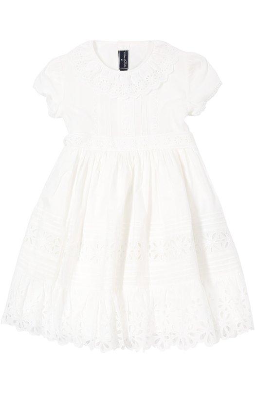 Платье Oscar de la Renta 02C698