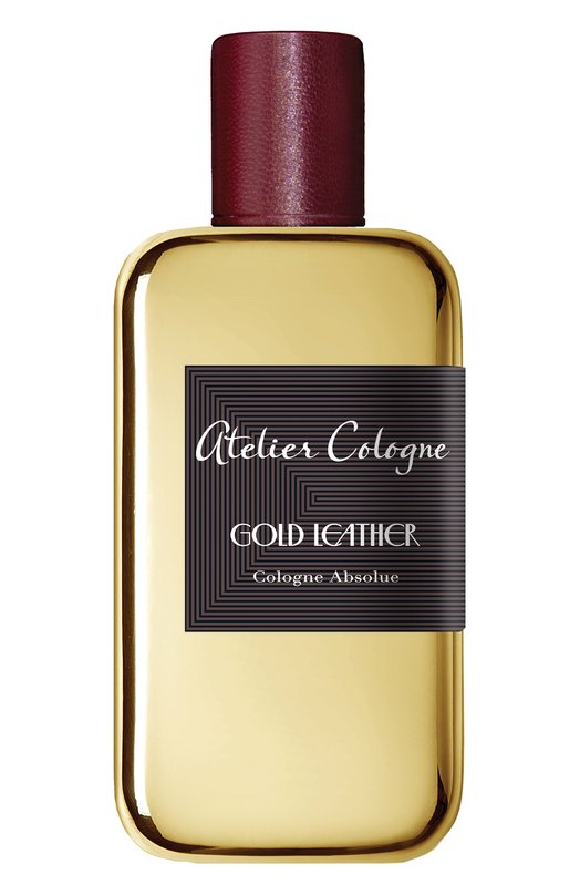 Парфюмерная вода Gold Leather Atelier Cologne 1203