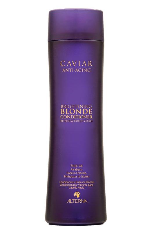 Кондиционер с морским шелком для светлых волос Alterna 873509015185