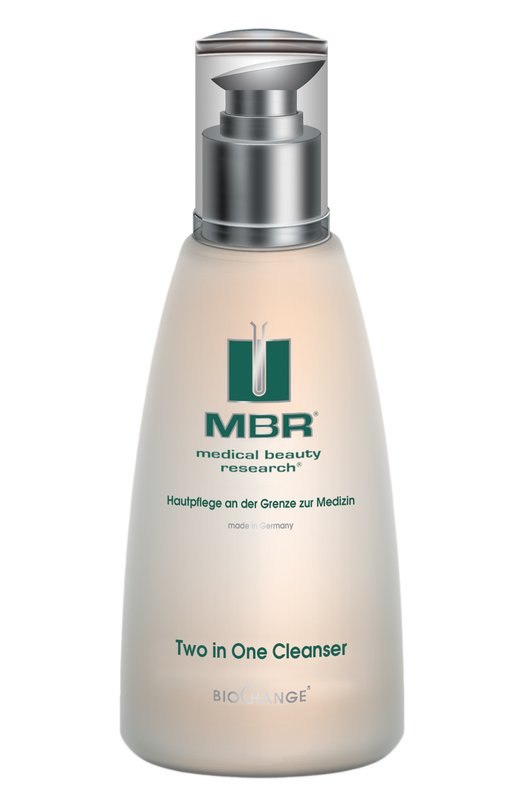 Очищающее молочко Biochange Two In One Cleanser Medical Beauty Research 1102/MBR