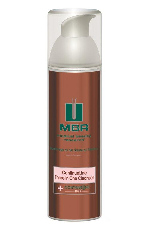 Очищающее молочко Continueline Three In One Cleanser Medical Beauty ResearchОчищение / Эксфолиация<br><br><br>Объем мл: 100<br>Пол: Женский<br>Возраст: Взрослый<br>Цвет: Бесцветный