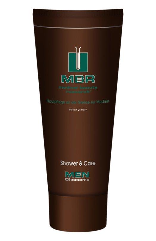 Гель для душа Men Oleosome Shower&amp;Care Medical Beauty ResearchСредства для душа и ванны<br><br><br>Объем мл: 200<br>Пол: Мужской<br>Возраст: Взрослый<br>Цвет: Бесцветный