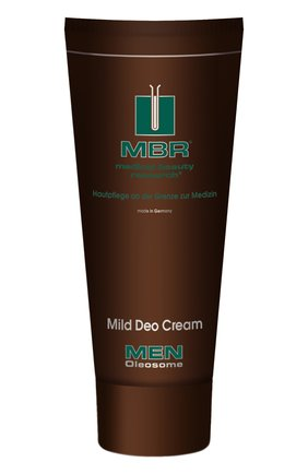 Крем дезодорант Men Oleosome Mild Deo Cream Medical Beauty Research | Фото №1