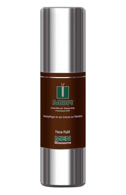 Купить Флюид для лица Men Oleosome Face Fluid Medical Beauty Research, 1706/MBR, Германия, Бесцветный