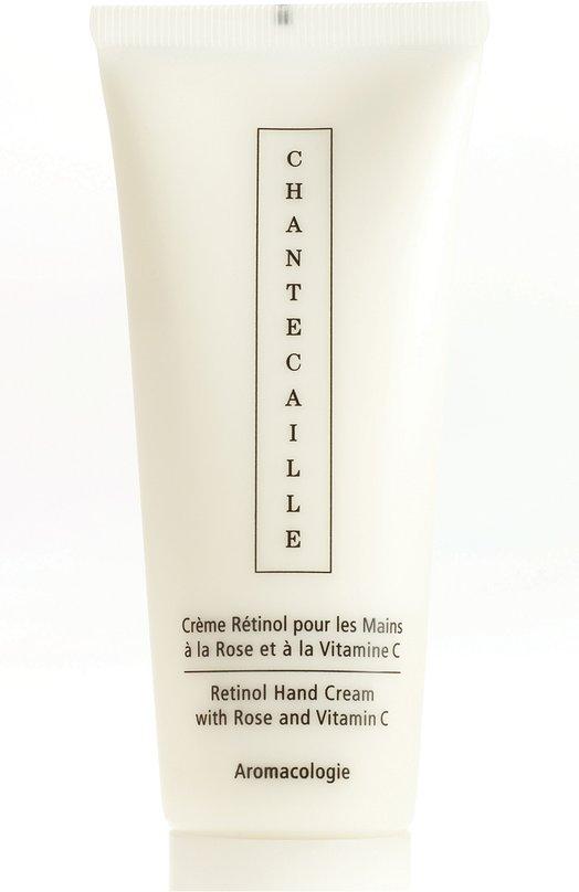 Ретиноловый крем для рук с розой и витамином С Chantecaille 656509701209