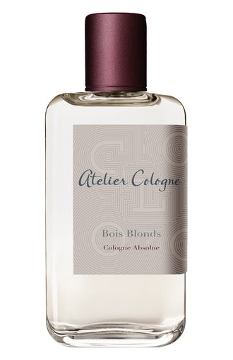Парфюмерная вода Bois Blonds Atelier Cologne #color# | Фото №1