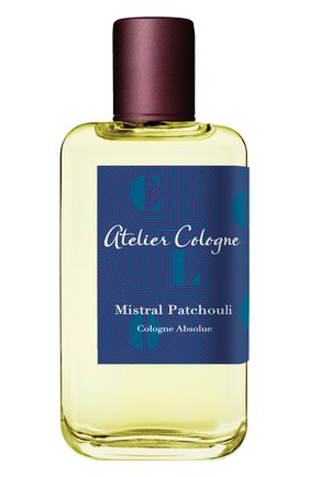 Парфюмерная вода Mistral Patchouli Atelier Cologne | Фото №1