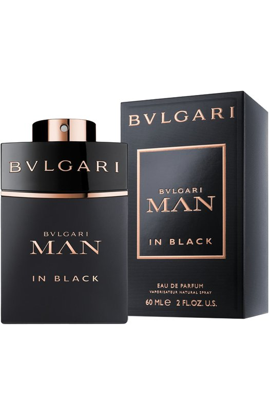 Парфюмерная вода Bvlgari Man In Black BVLGARI 97106BVL