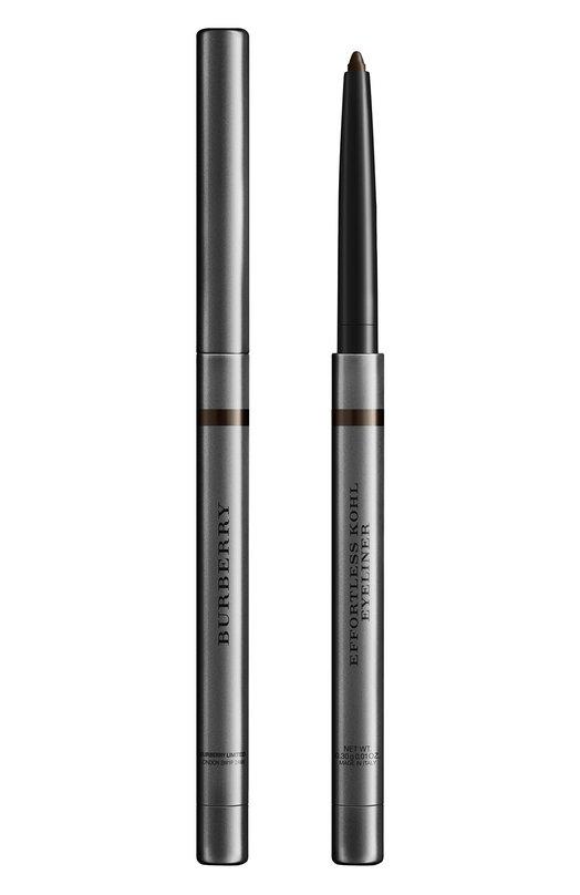 Автоматический карандаш-кайал 02 Chestnut Brown BurberryКарандаши для глаз<br><br><br>Объем мл: 0<br>Пол: Женский<br>Возраст: Взрослый<br>Цвет: Бесцветный