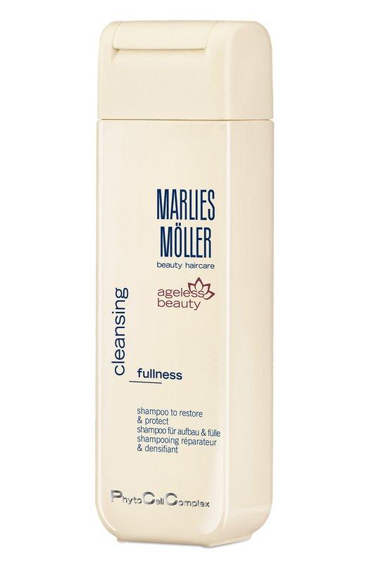 Купить Шампунь для восстановления и защиты волос Marlies Moller, 104212MMs, Германия, Бесцветный