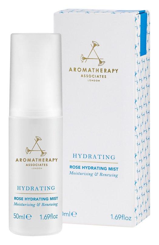 Увлажняющий тоник-спрей с экстрактом розы Rose Hydrating Mist Aromatherapy Associates RN828050