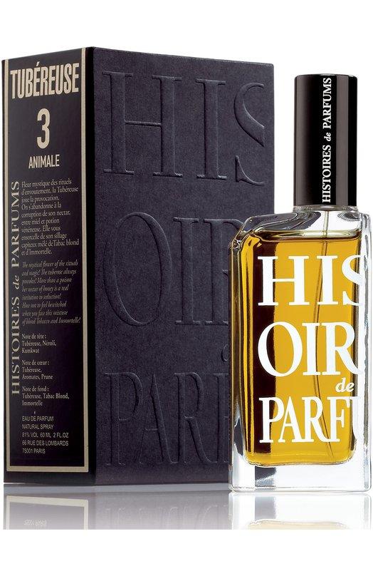 Парфюмерная вода Tubereuse 3 Animale Histoires de Parfums TUB360