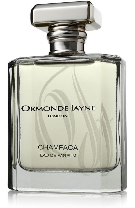 Купить Парфюмерная вода Champaca Ormonde Jayne, 5060238281522, Великобритания, Бесцветный