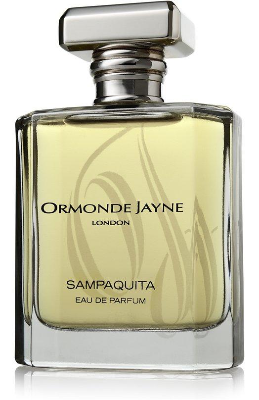 Купить Парфюмерная вода Sampaquita Ormonde Jayne, 5060238281515, Великобритания, Бесцветный