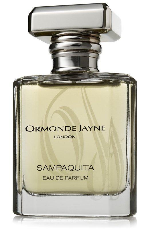 Купить Парфюмерная вода Sampaquita Ormonde Jayne, 5060238280020, Великобритания, Бесцветный