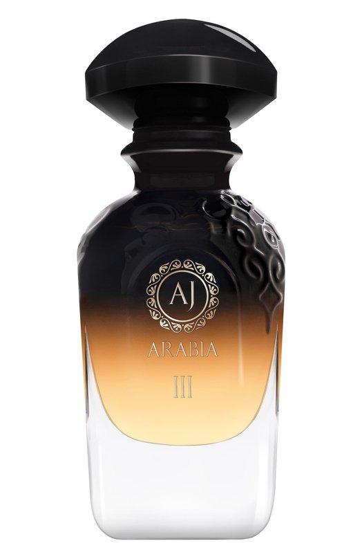 Купить Духи Black Collection №3 Aj Arabia, 3551440505053, Объединённые Арабские Эмираты, Бесцветный