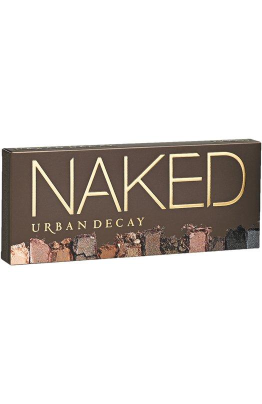 Палетка теней для век Naked 1 Urban Decay 604214916630