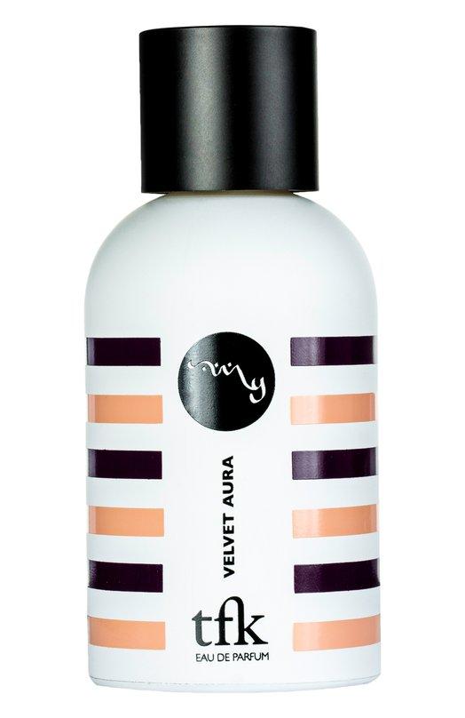 Парфюмерная вода спрей Velvet Aura TFK The Fragrance Kitchen 3700227203280