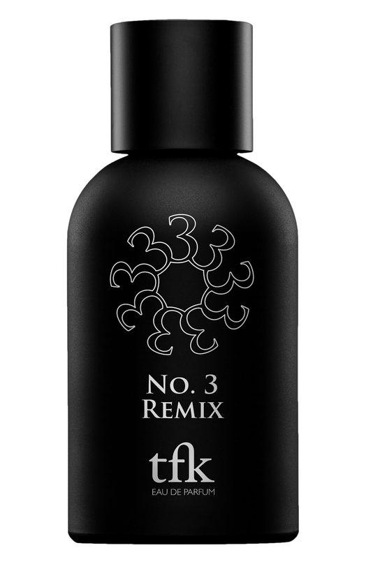 Парфюмерная вода-спрей 3 Remix TFK The Fragrance Kitchen 3700227203136