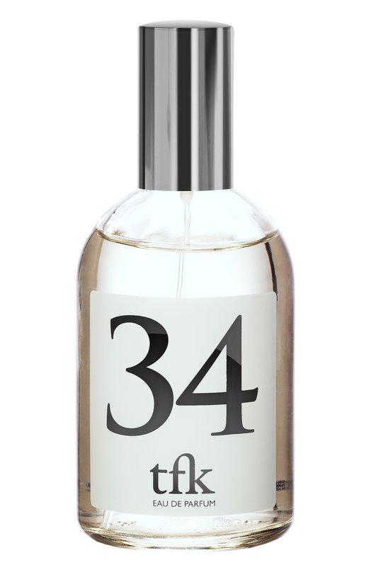 Парфюмерная вода-спрей 34 TFK The Fragrance Kitchen 3700227202832