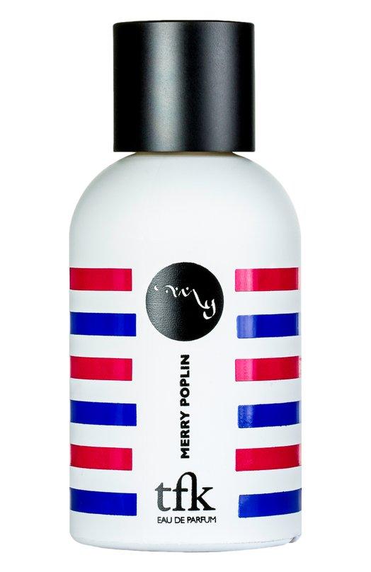 Парфюмерная вода-спрей Merry Poplin TFK The Fragrance Kitchen 3700227203259