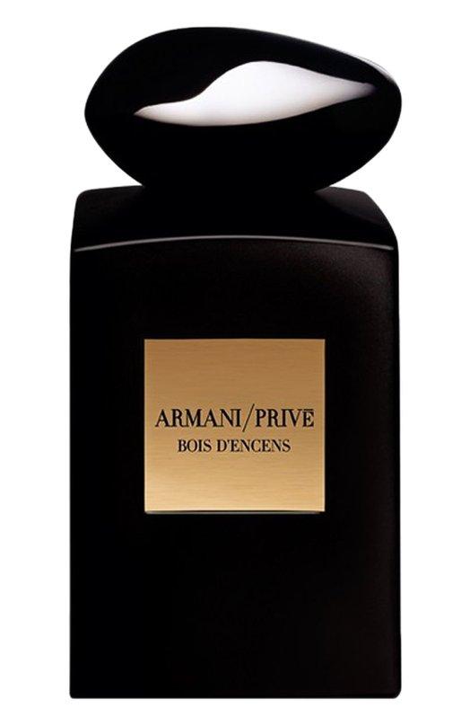 Купить Парфюмерная вода Bois D'Encens Giorgio Armani, 3605521349538, Франция, Бесцветный