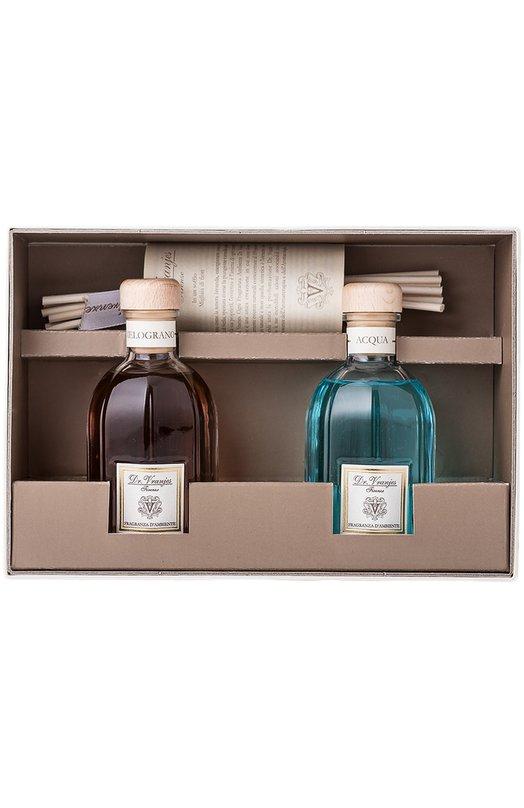 Набор Duo Box Melograno e Aqua Dr.VranjesАроматы<br><br><br>Пол: Женский<br>Возраст: Взрослый<br>Размер производителя vendor: NS<br>Цвет: Бесцветный