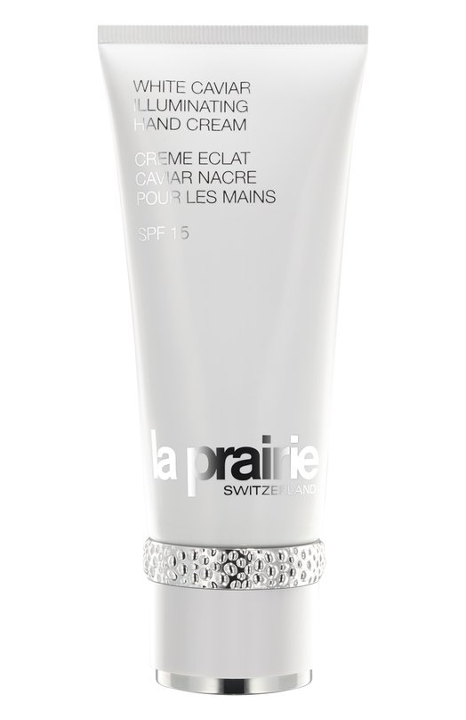 ���� ��� ��� White Caviar Illuminating Hand Cream SPF 15 La Prairie 7611773027304