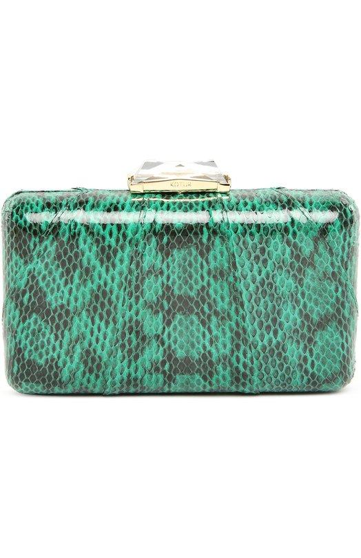Клатч KoturКлатчи и вечерние сумки<br><br><br>Пол: Женский<br>Возраст: Взрослый<br>Размер производителя vendor: NS<br>Материал: Кожа натуральная: 100%;<br>Цвет: Зеленый