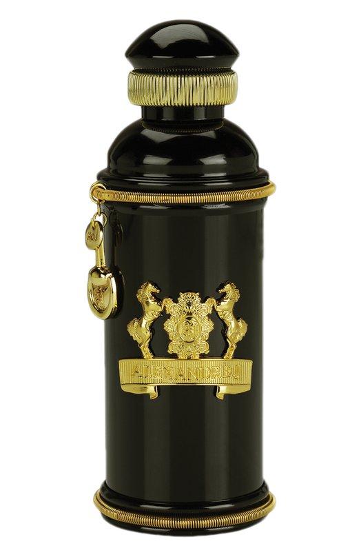 Парфюмерная вода-спрей Collector Black Muscs Alexandre.J 3760016770287