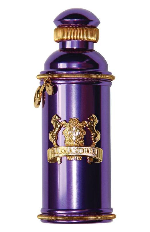 Парфюмерная вода-спрей Collector Iris Violet Alexandre.J 3700753001381