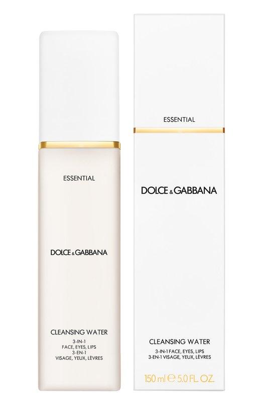 Очищающая вода для лица Dolce & Gabbana 0737052750644