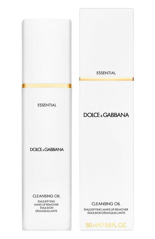 Очищающее масло для лица Dolce &amp; GabbanaОчищение / Эксфолиация<br><br><br>Объем мл: 150<br>Пол: Женский<br>Возраст: Взрослый<br>Цвет: Бесцветный