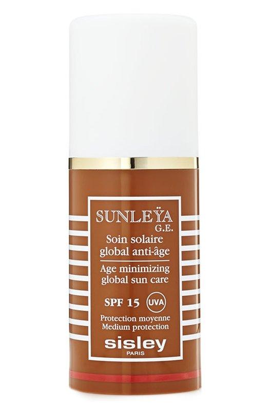 Купить Солнцезащитный крем для лица SPF15 Sisley, 168326, Франция, Бесцветный