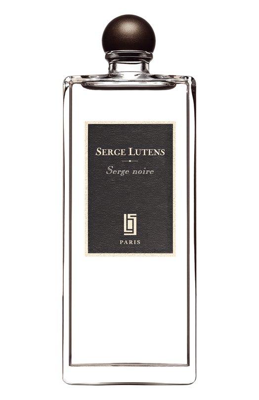Парфюмерная вода Serge Noire Serge LutensАроматы для женщин<br><br><br>Объем мл: 50<br>Пол: Женский<br>Возраст: Взрослый<br>Цвет: Бесцветный