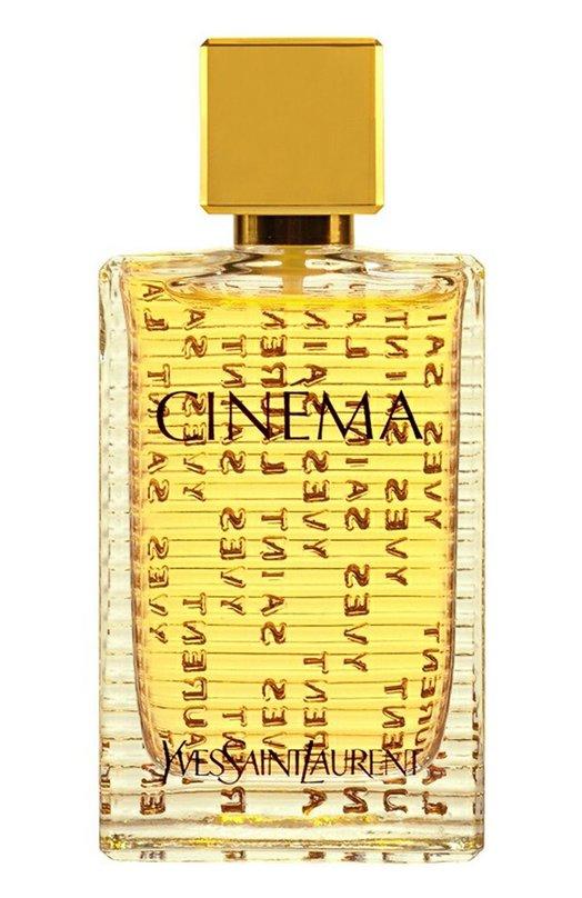 Парфюмерная вода Cinema YSLАроматы для женщин<br><br><br>Объем мл: 35<br>Пол: Женский<br>Возраст: Взрослый<br>Цвет: Бесцветный