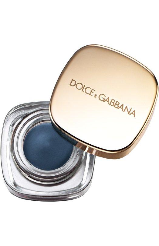 Тени для век 110 Indaco Dolce &amp; GabbanaТени для век<br><br><br>Объем мл: 0<br>Пол: Женский<br>Возраст: Взрослый<br>Цвет: Бесцветный