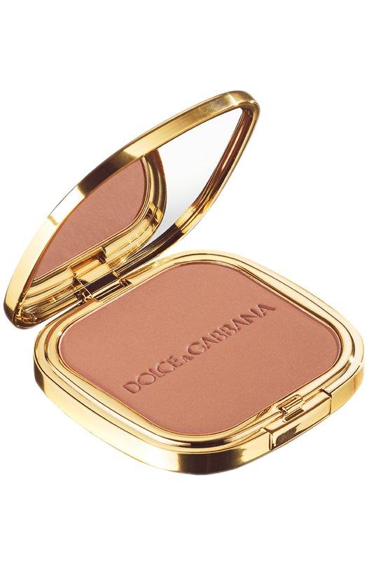 Пудра c эффектом загара Glow Bronzing Powder тон 30 Sunshine Dolce  Gabbana 0737052201580
