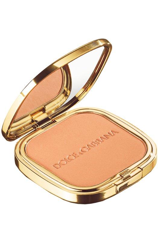 Пудра с эффектом загара Glow Bronzing Powder тон 10 Natural Dolce  Gabbana 0737052201566