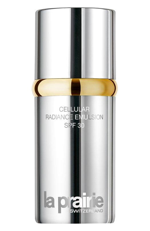 Эмульсия для лица и шеи Cellular Radiance Emulsion SPF 30 La PrairieУвлажнение / Питание<br><br><br>Объем мл: 50<br>Пол: Женский<br>Возраст: Взрослый<br>Цвет: Бесцветный