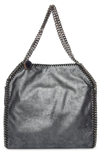 Сумка Falabella Stella McCartney синяя | Фото №1