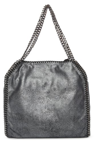 Сумка Falabella Stella McCartney синяя | Фото №2