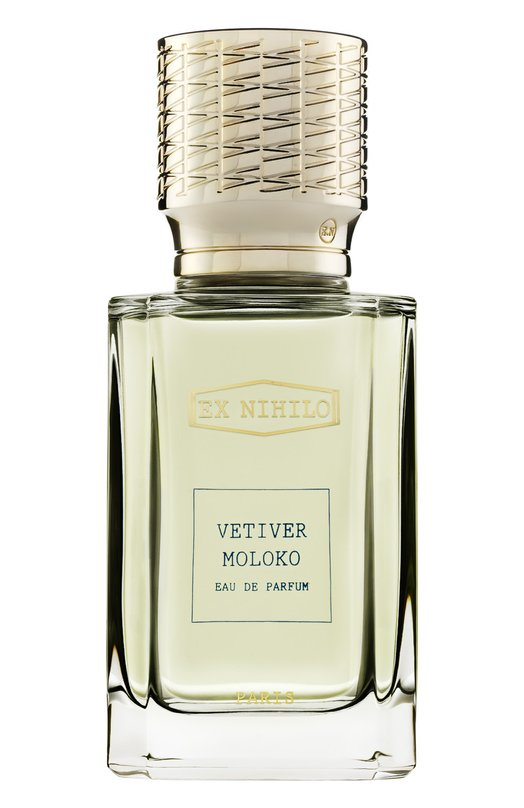 Парфюмерная вода Vetiver Moloko Ex Nihilo 3770004085132