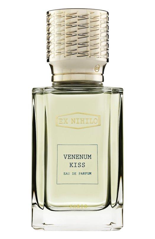 Парфюмерная вода Venenum Kiss Ex NihiloАроматы для женщин<br><br><br>Объем мл: 50<br>Пол: Женский<br>Возраст: Взрослый<br>Цвет: Бесцветный