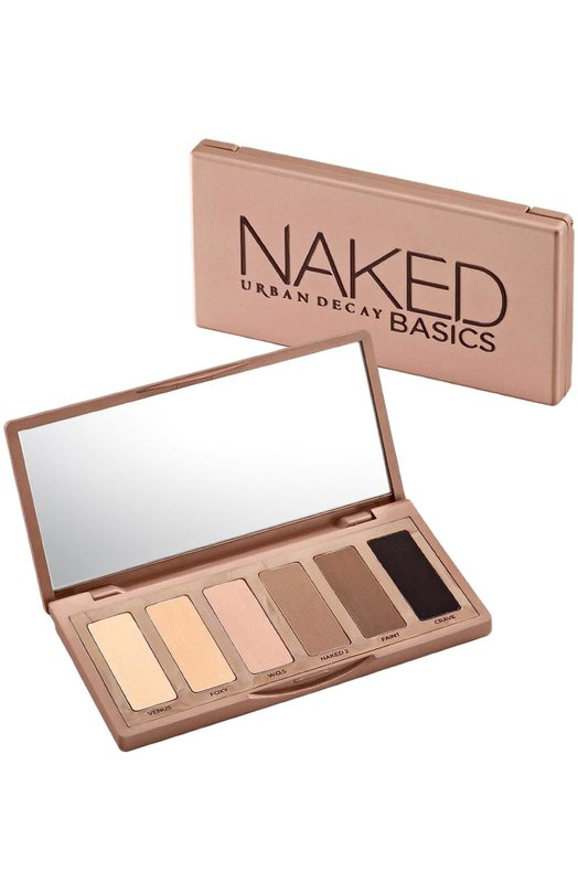 Палетка Naked Basics Urban Decay 604214396906
