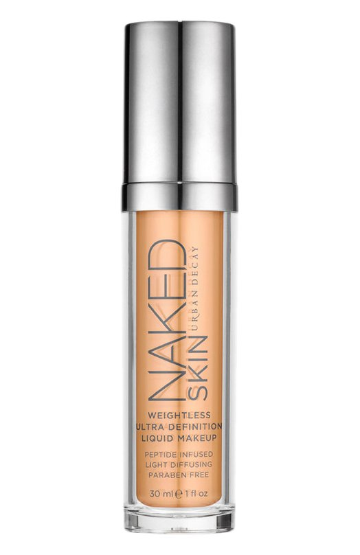 Тональное средство Naked Skin 3.0 Urban DecayТональные средства<br><br><br>Объем мл: 30<br>Пол: Женский<br>Возраст: Взрослый<br>Цвет: Бесцветный
