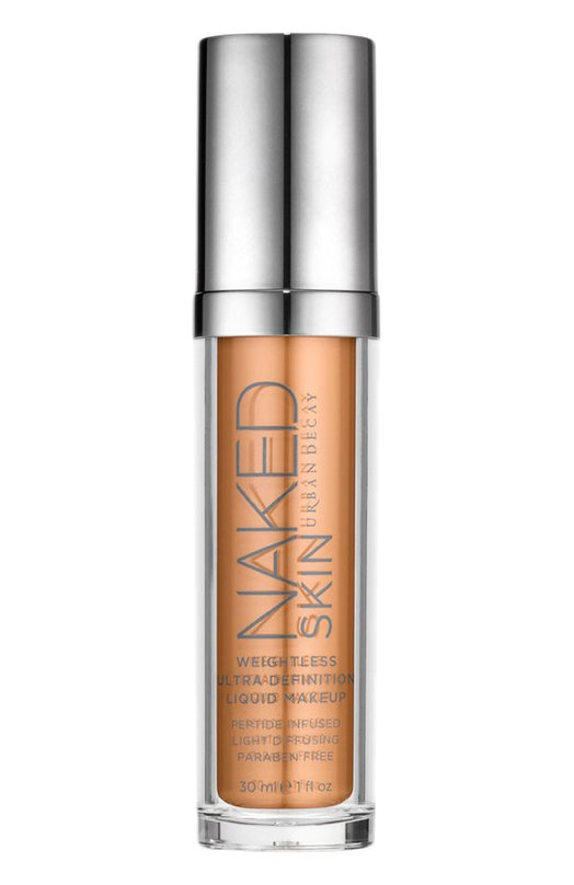 Тональное средство Naked Skin 5.0 Urban DecayТональные средства<br><br><br>Объем мл: 30<br>Пол: Женский<br>Возраст: Взрослый<br>Цвет: Бесцветный